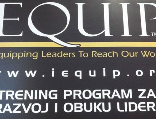Naš tim na EQUIP Leadershipu
